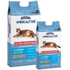 Arena Sanitaria AmericaLitter Ultra Clumping