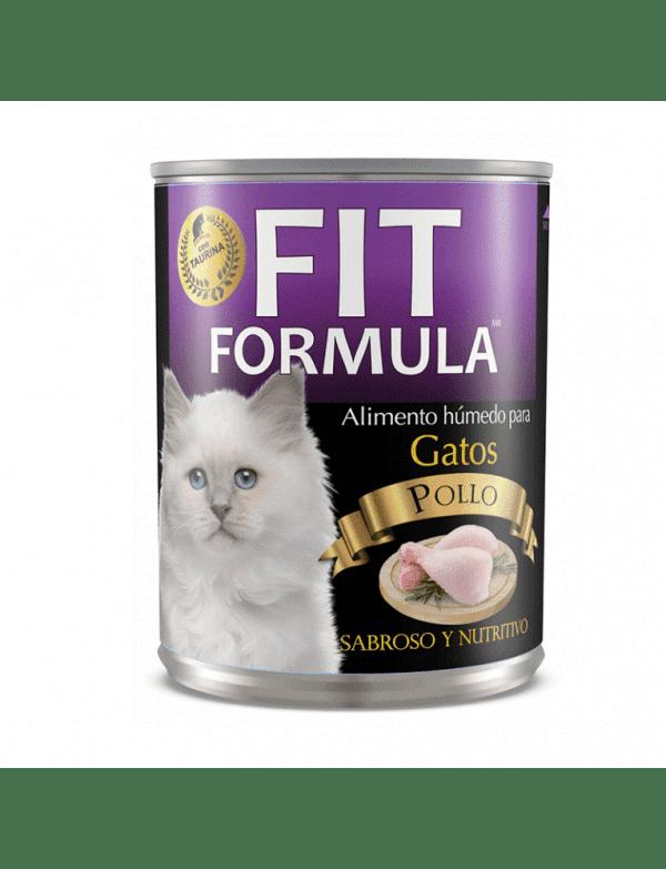 Fit Fórmula  Gato Alimento Húmedo