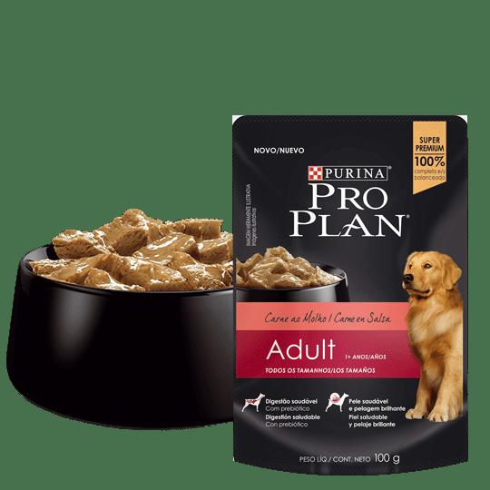 Pro Plan Adulto Carne en Salsa