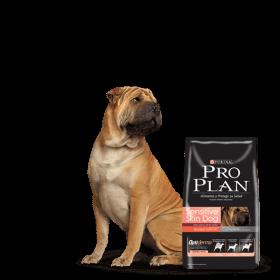 Pro Plan Sensitive Skin Salmón Raza Media a Grande