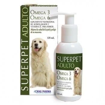 Superpet  Omega 3 y 6 Perro Adulto