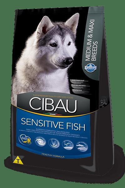 Sensitive Fish