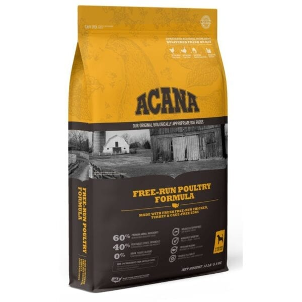Acana Fre-Run Poultry