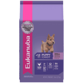 Eukanuba Puppy Small