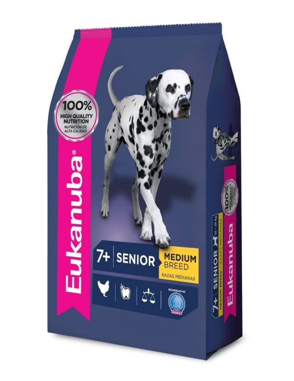 Eukanuba Senior Medium