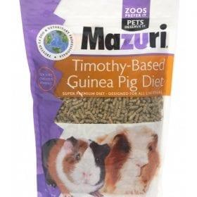 Mazuri Cobayo Guinea Timothy