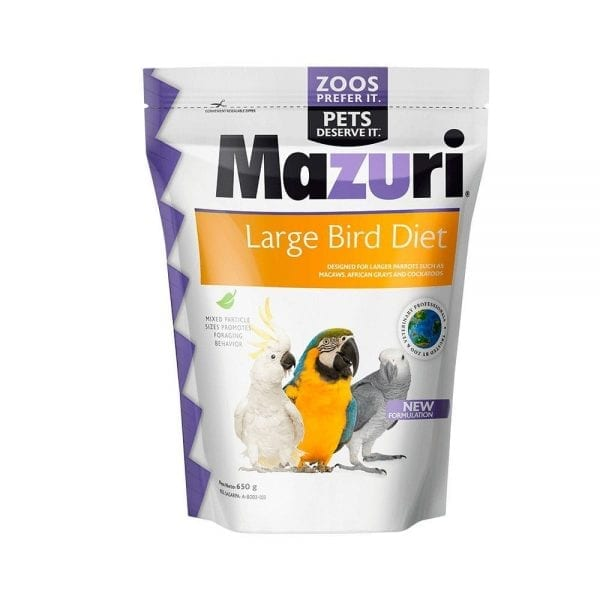 Mazuri Large Bird Diet