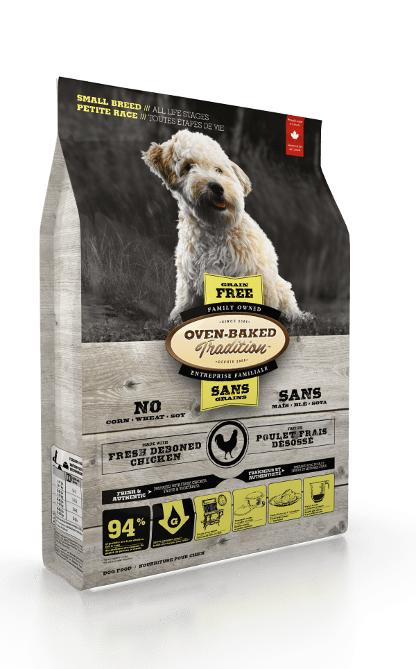 OBT Libre de Grano Pollo Small Breeds / All Life Stages