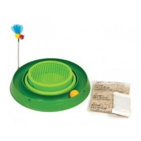 Catit Circuito Play con Pasto
