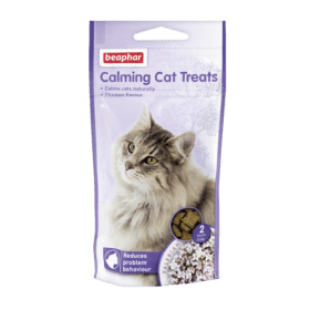 Calming Treats Gato