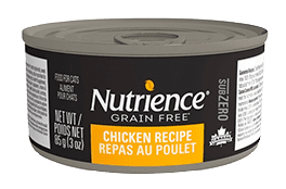 Nutrience SubZero Húmedo Pollo
