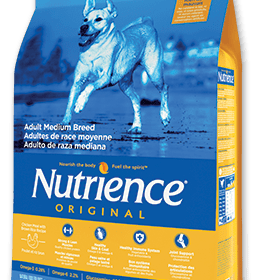 Nutrience Original Adulto Raza Mediana