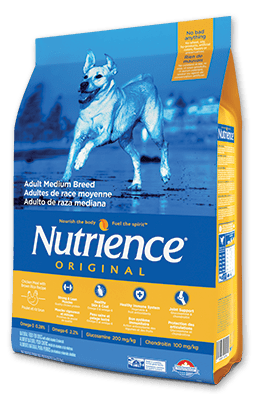 Nutrience Original Adulto Raza Mediana
