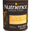 Nutrience Grain Free Húmedo Pollo