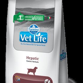 Vet Life Hepático Canino
