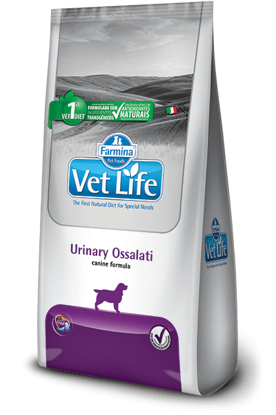 Vet Life Urinary Ossalati Canine