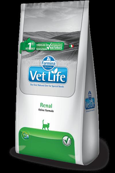 Vet Life Renal Feline