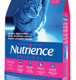 Nutrience Original Gato Adulto Saludable Indoor
