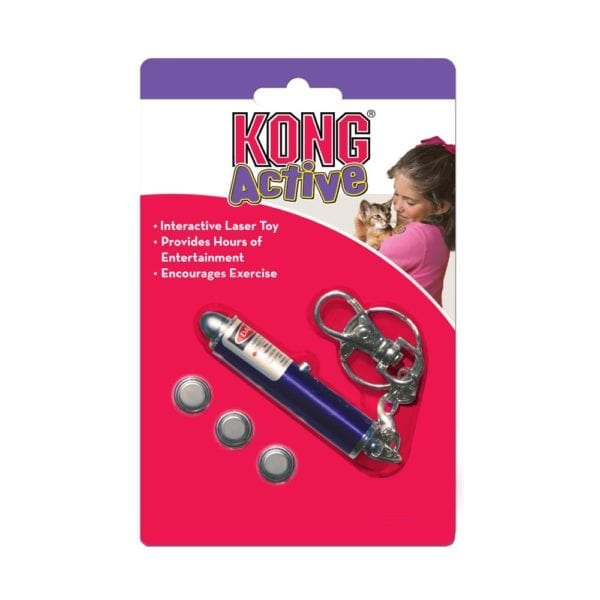 Kong Laser Pointer