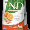 N&D Mini Adulto Salmón Naranja