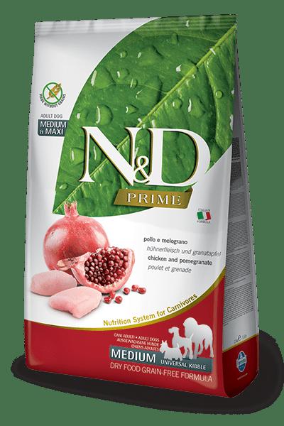 N&D Adulto Medium Pollo Granada