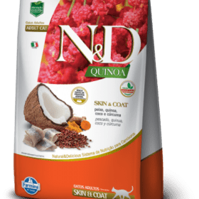 N&D Quinoa Skin & Coat
