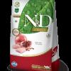 N&D Grain Free Gato Adulto Pollo y Granada