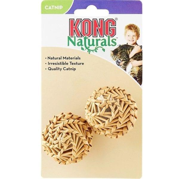 Kong Naturals Straw Ball