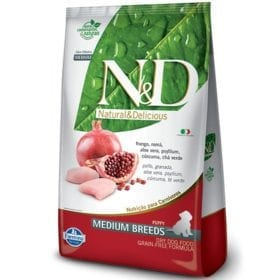 N&D Puppy Medium Pollo Granada