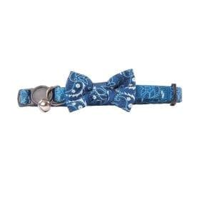 Collar con Humita Azul Pawise