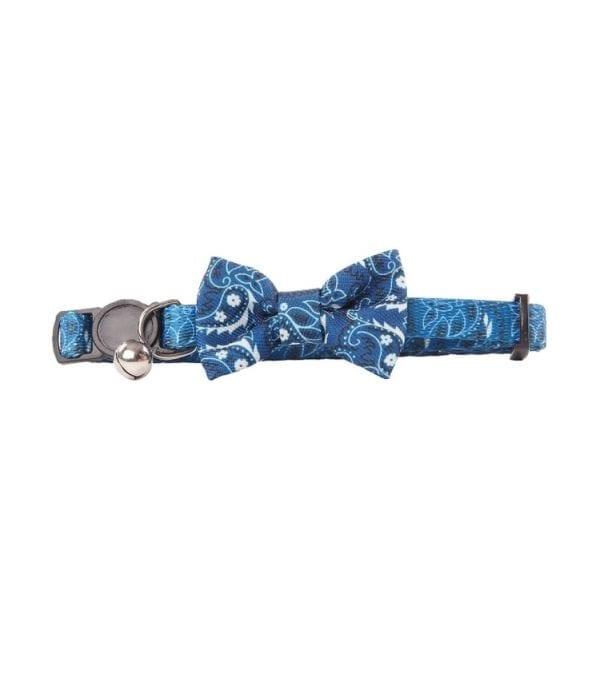 Pawise Collar con Humita Azul