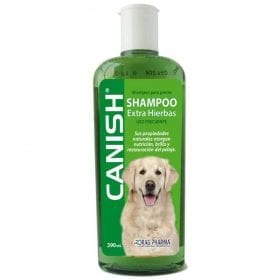 Shampoo Canish Extracto de Hierbas