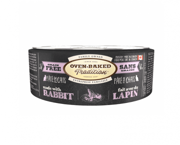 Oven Baked® Conejo Paté Gato