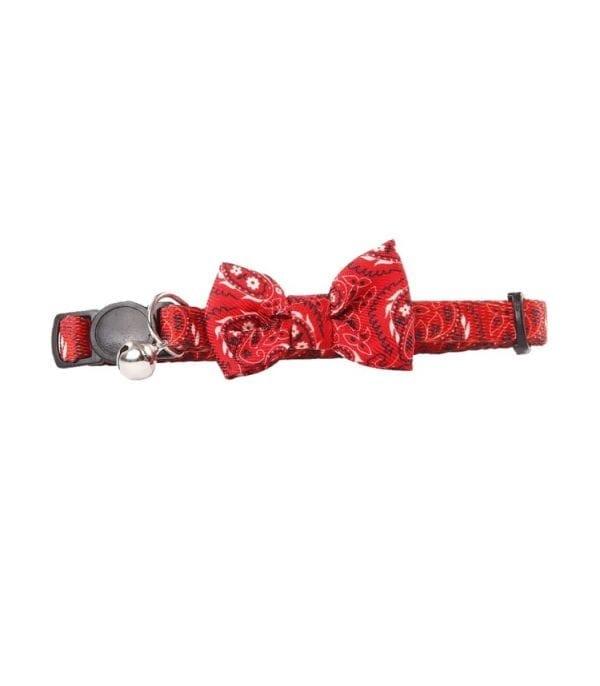 Collar con Humita Rojo Pawise