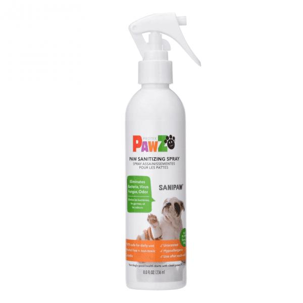 Spray Sanitizante con Antibacterial Pawz®