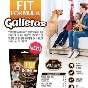 Fit Fórmula Galletas