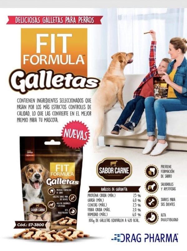 Fit Fórmula Galletas