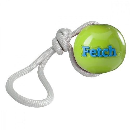 Pelota Planet Dog Fetch Ball Verde
