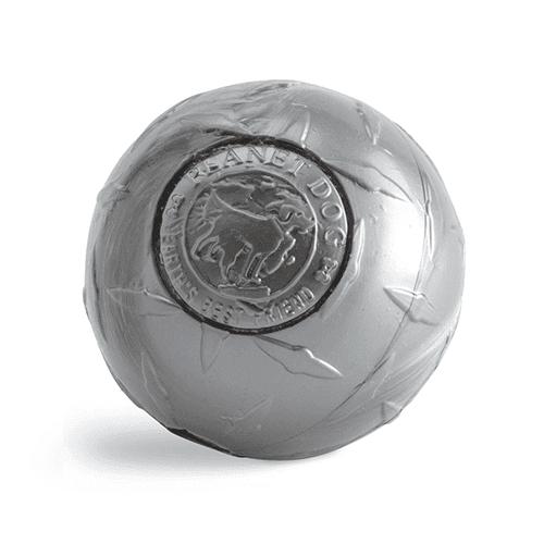 Pelota Planet Dog Diamond Plate Silver