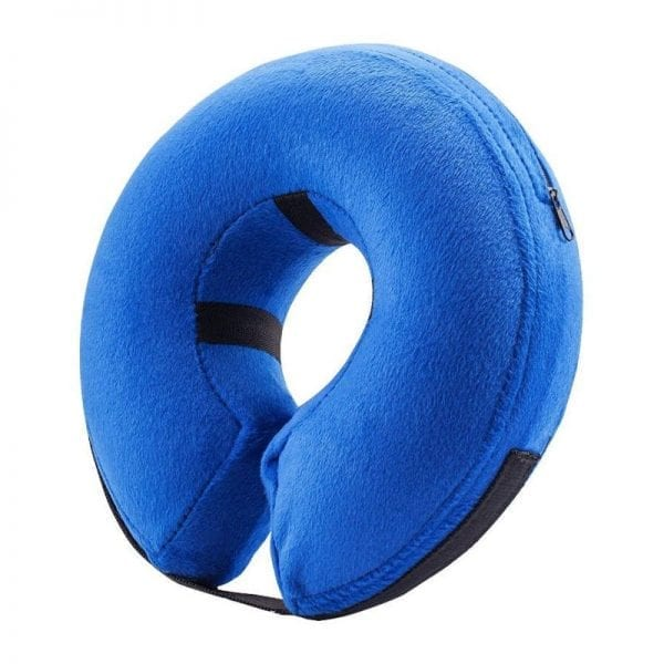 Kong Cloud Collar Isabelino Inflable XS
