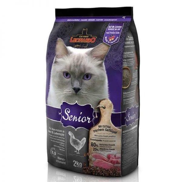 Leonardo® Alimento Gato Senior