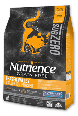 Nutrience Gato Grain Free Subzero