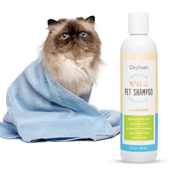 Shampoo Oxyfresh para Mascotas