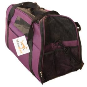 Bolso Transporte Maxpet Purpura