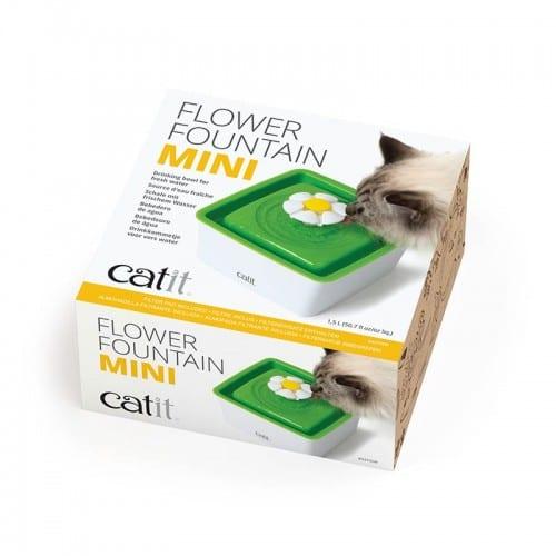 Cat It Mini Fuente Bebedero Flor