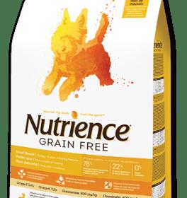 Nutrience Grain Free Dog Small Pavo Pollo Arenque