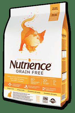 Nutrience Cat Grain Free