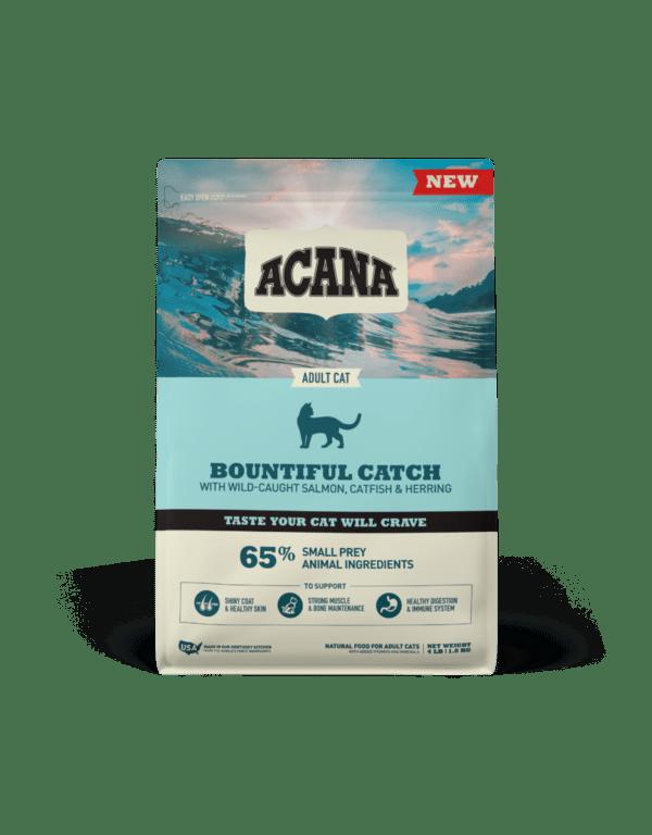 Acana Bountiful Catch Cat