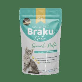 Braku Snack Pollo para Gato
