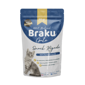 Braku Snack Higado para Gato